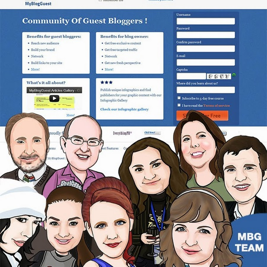 MyBlogGuest Team