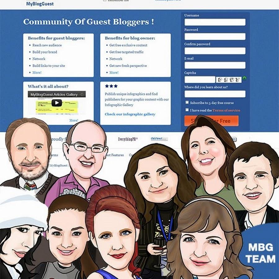 MyBlogGuest Team